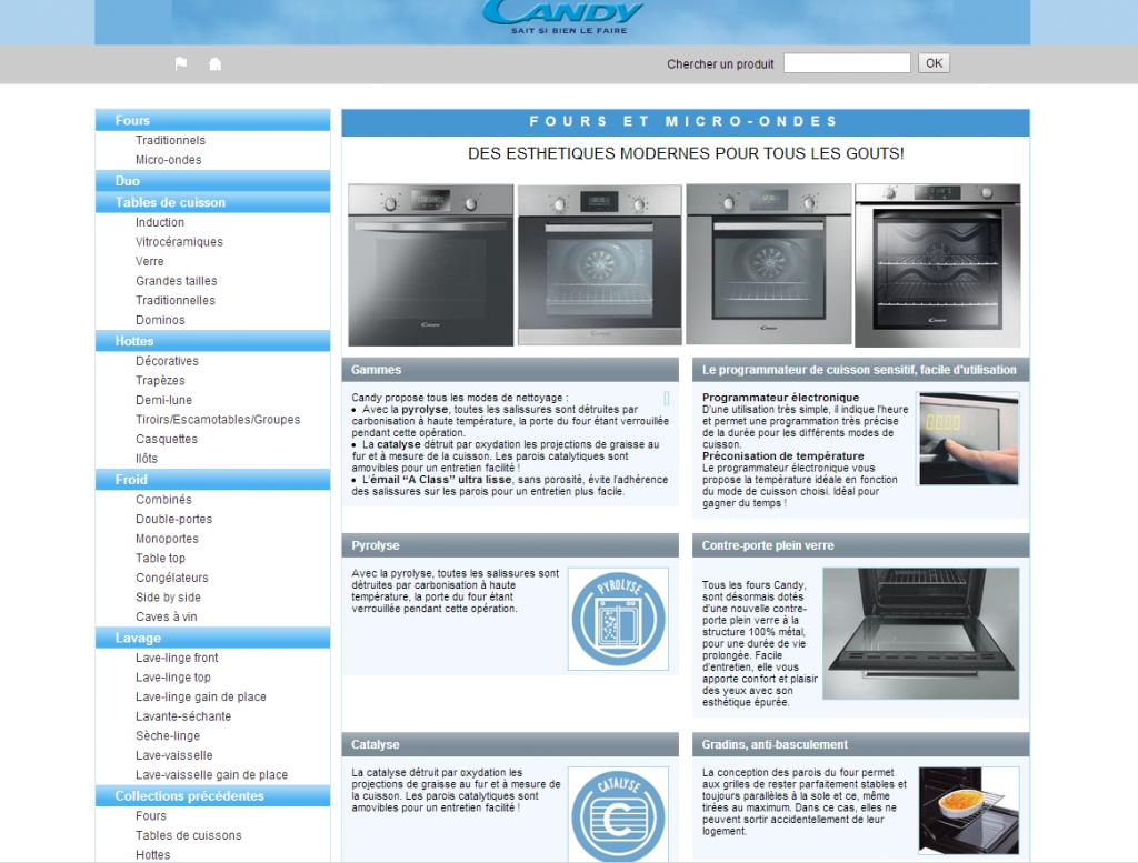 Marque Four - Vente Four et Electromenager Cuisine - Four Encastrable et Fabrica_2014-06-01_17-53-19