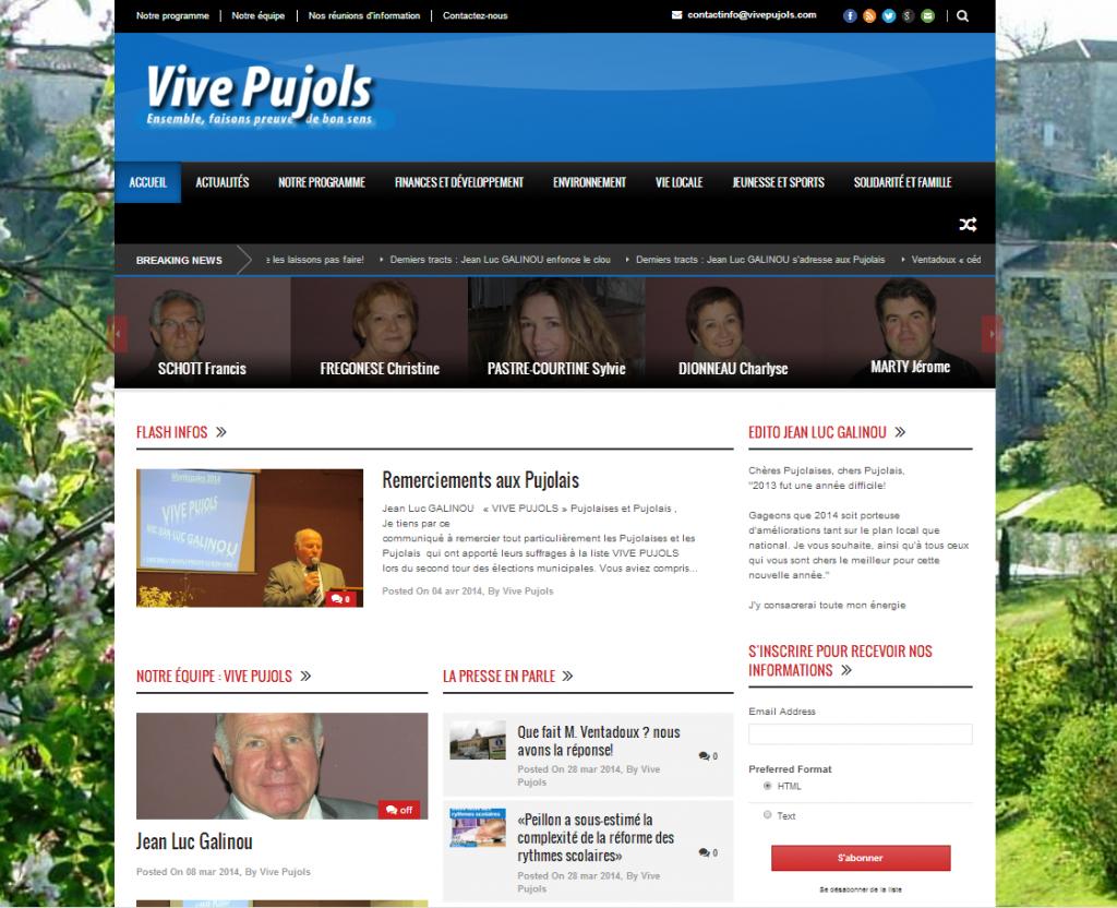 Vive Pujols Vive Pujols pour les Municipales 2014 du village de Pujols du Lot et_2014-05-29_14-29-43